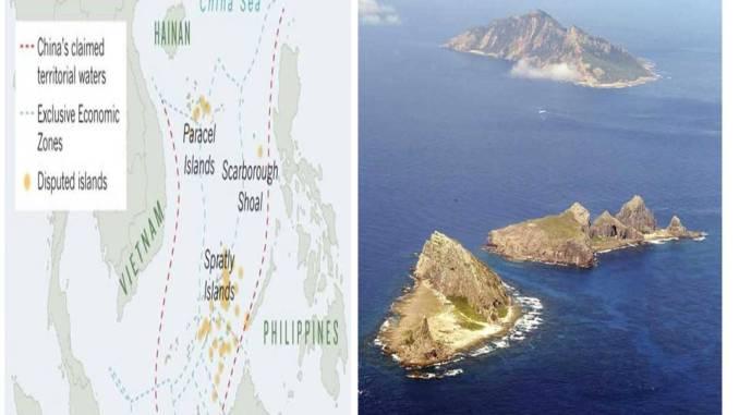 #klaim tiongkok terhadap laut china selatan