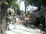 Satpol PP Kota Bandung Tertibkan 40 Bangunan Liar