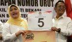 Pemenang Pilkada Bekasi
