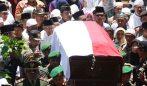 Pemakaman KH Hasyim Muzadi