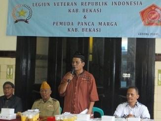 Sambutan Ketua Pemuda Panca Marga (PPM)