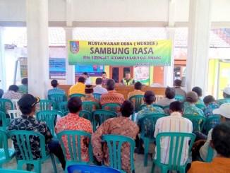 Acara Sambung Rasa Makarya Mbangun Desa