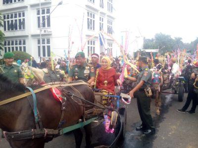 Pernikahan massal Kodiklat TNI AD