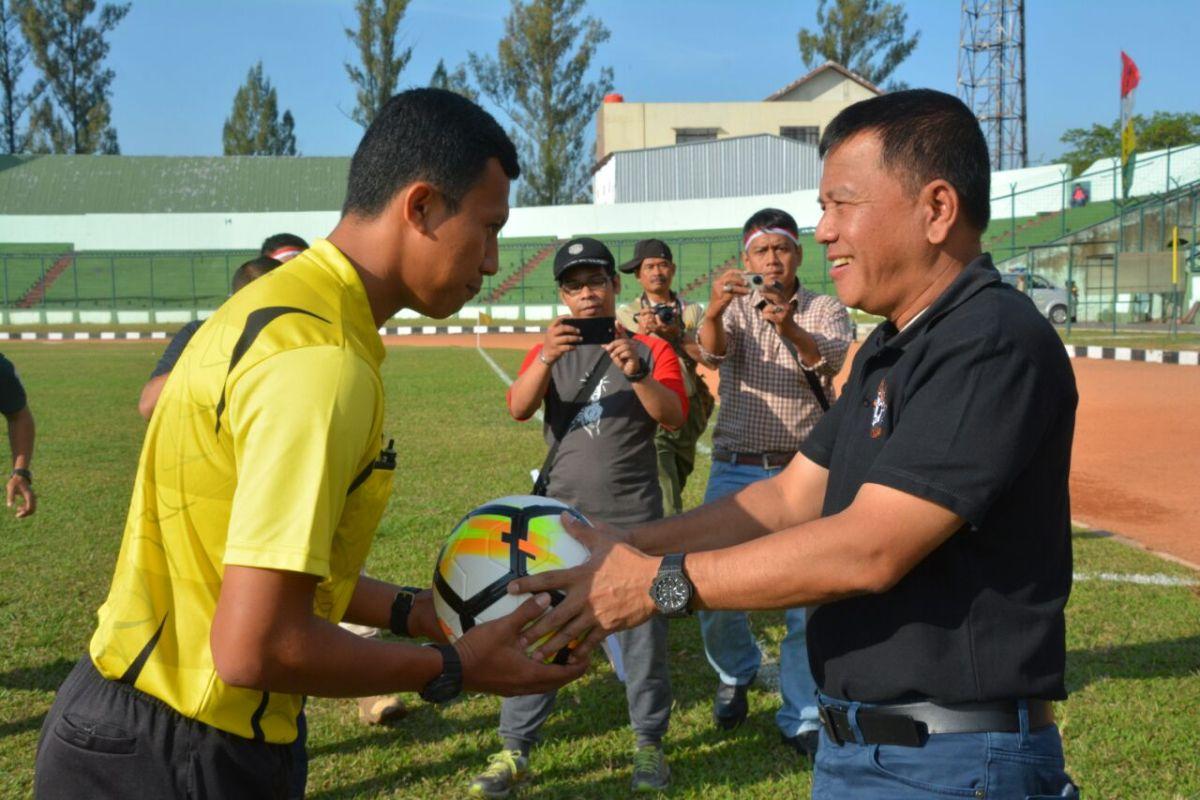 Pangdam Buka Kompetisi Liga Bintara PK Siliwangi