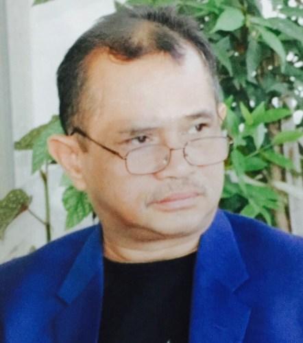 Herry MOS, Ketua Partai Nasdem Kota Bandung.