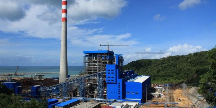 PLTU Cirebon yang diperluas oleh Toshiba Energy