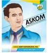 Asep Komarudin Wakil Ketua Komite Nasional Pemuda Indonesia Provinsi Jawa Barat