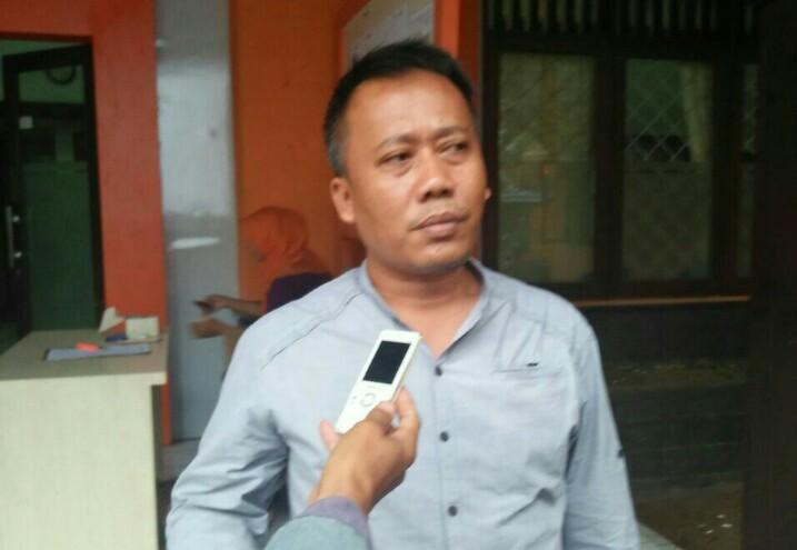 Dadi Mulyadi, ST., Salasatu perwakilan perguruan tinggi di Kota Banjar seusai penandatanganan MoU dengan KPU Kota Banjar, Selasa (30/1/2018).