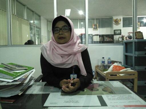 Kepala Markas PMI Kota Semarang, Endang Puji Astuti.