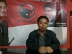 Sekertaris DPC PDIP Kota Banjar, Tri Pamuji Rudianto.