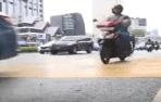 jalur khusus sepeda motor