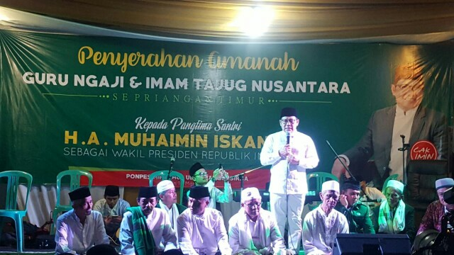 Muhaimin Iskandar Batal Mampir Di Kota Banjar