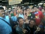 Cawagub Jabar Ahmad Syaikhu dalam rangkaian kampanyenya sempat mengunjungi PT Alba, Kota Banjar.