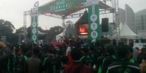 Grab Carnival Jawa Barat 2018