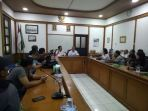 Konferensi Pers Angkutan Lebaran dan Motis PT KAI Daop 2 Bandung