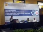 Rapat Koordinasi Pemetaan Rencana Pembangunan Rumah Bersubsidi Tahun 2018 dan 2019 Di Provinsi Jawa Barat
