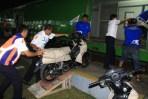 Direktorat Jenderal Perkeretaapian Kementerian Perhubungan RI kembali melaksanakan Angkutan Motor Gratis (Motis) 2018