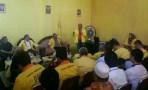 Ketua DPW Partai Berkarya Provinsi Jawa Barat, Eka Santosa, saat kunjungannya ke salasatu DPD untuk sosialisasi hasil Rapimnas Partai Berkarya di Solo beberapa waktu lalu.