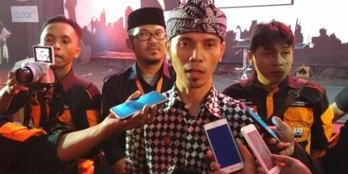 Ketua KPU Kota Banjar, Dani Danial Muklis.