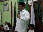 Ketua PCNU Kota Semarang, Drs KH Anashom, M.Hum.