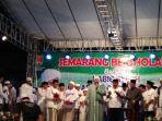 Walikota Bersama PCNU Semarang Nobatkan Al Habib Syeikh Penggerak Shalawat dan Nasionalisme