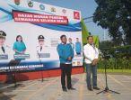 Ketua KNPI Kota Semarang, Choirul Awaludin.
