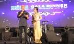 Ajik Cok Krisna di acara Gala Dinner bersama dengan pelaku pariwisata Jawa Barat