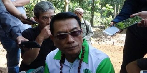 Kepala Staf Kepresidenan selaku Ketua HKTI Jend. TNI (Purn) Moeldoko