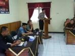 Kapolres Banjar Buka Rapat Koordinasi Lintas Sektoral Persiapan Operasi Ketupat Lodaya 2018