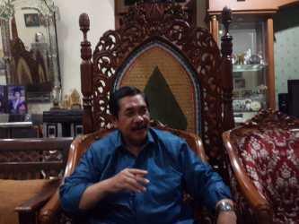 Ketua FKPT Jateng, Dr. Drs. H. Budiyanto, SH, M.Hum., peningkatan SDM dan peran keluarga tekan paham radikalisme-terorisme di acara Ramadan Ceria.