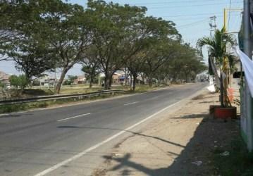 Arus Mudik Pantura Semarang, Aman dan Lancar, sesuai pantauan dari Posko Pemuda Kota Semarang di Tanjungmas