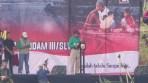 Pangdam Siliwangi Mayjen TNI Besar Harto Karyawan, SH, M.Tr(Han), saat membuka acara Gebyar Mancing Mania Ngabuburit Citarum Harum.