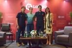 Bersama Luis Milla, Carolina Marín promosikan nilai-nilai positif yang diusung oleh LaLiga dan olahraga Spanyol.
