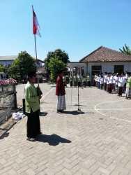 Ponpes Al Ishlah, Upacara Kemerdekaan RI Ala Santri