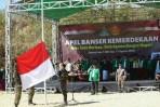 HUT Ke-73 RI, Banser Teguhkan Persatuan Bangsa