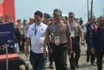 Kapolda Jabar Tinjau Venue Paralayang Dan Beri Semangat Atlet Indonesia