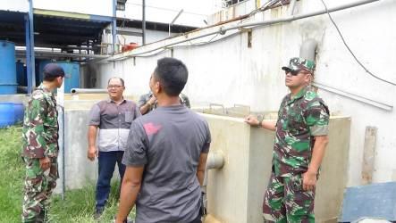 Dansektor 21 Satgas Citarum Sidak Empat Pabrik Di Wilayah Sungai Cisangkuy