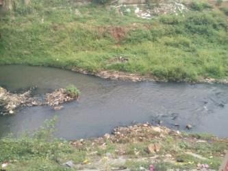 Satgas Citarum Buru Pencemar Sungai Cisangkuy