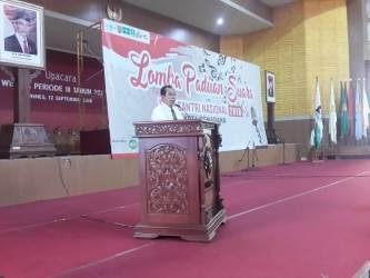 Support Pesantren, Rektor Unnes Nyatakan Bangga Mahasiswa Aktif Di NU