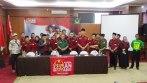Relawan Milenial Pemuda Bulan Bintang Jawa Barat Rapatkan Barisan Dukung Jokowi-KH Maruf Amin