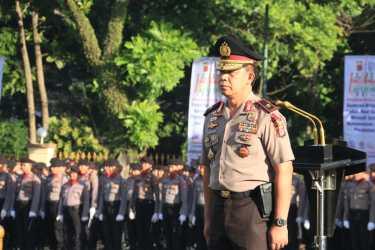 Amanat Wakapolda Jabar Di Upacara Bendera 17 Januari 2019