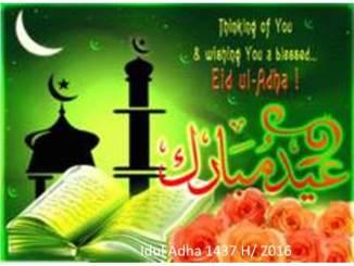 Renungan Jelang Idul Adha