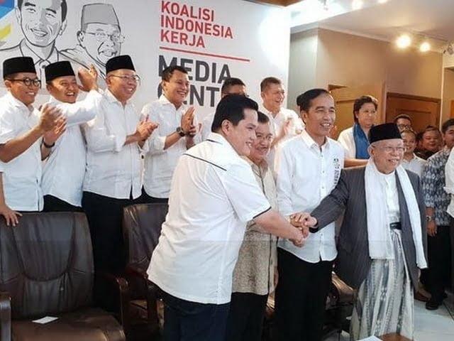 6 Misi Jokowi-Ma'ruf Amin Berantas Korups, Termasuk Penguatan KPK