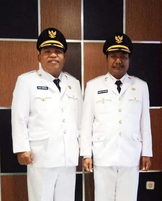 bupati dan wakil bupati manggarai timur periode 2019 - 2024