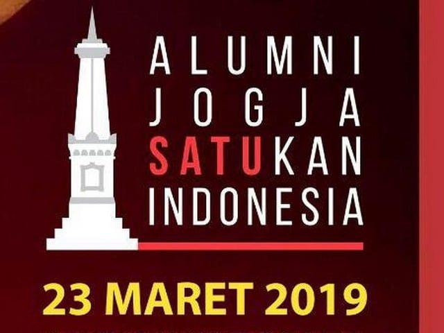 Alumni Jogja SATUkan Indonesia