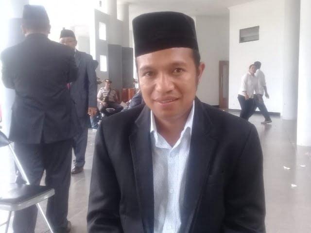 Heremias Dupa, Anggota DPRD Matim dari Partai PAN