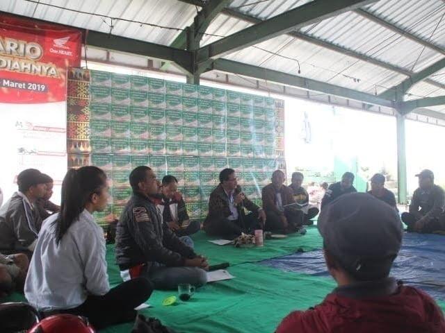 GMPS Ruteng edukasi masyarakat lewat talk show radio