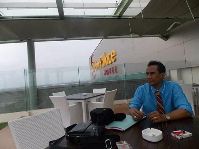 Herry Battileo menanggapi kasus kekerasan terhadap jurnalis