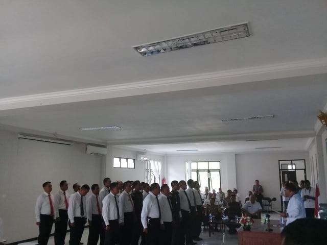 Satgas Saber Pungli Kabupaten Manggarai Timur