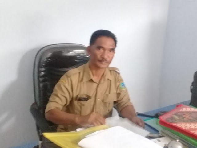 Yosep Marto Kadis PUPR Kabupaten Manggarai Timur